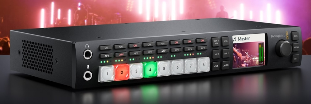Blackmagic Design Atem Television Studio Hd Pro Video D O O